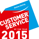 Customer service of the year 2015